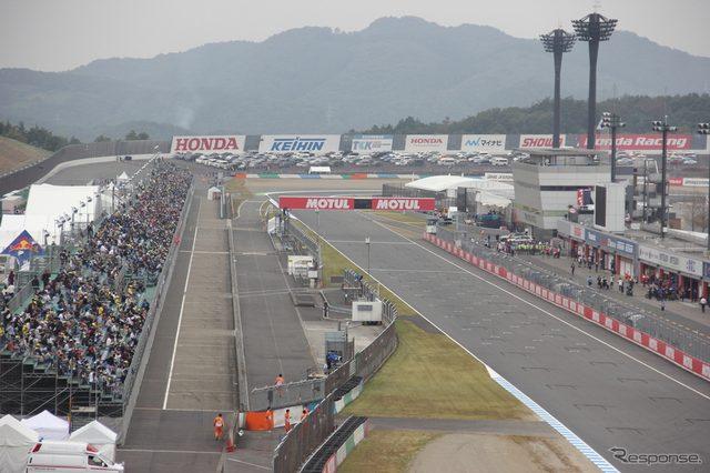 画像: 【MotoGP 日本GP】3日間で8万5000人が来場...イベント会場も大盛況