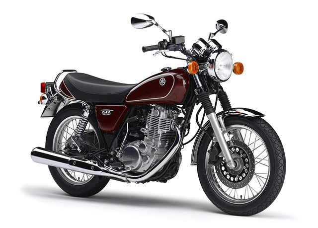 画像: SR400 - バイク スクーター | ヤマハ発動機株式会社