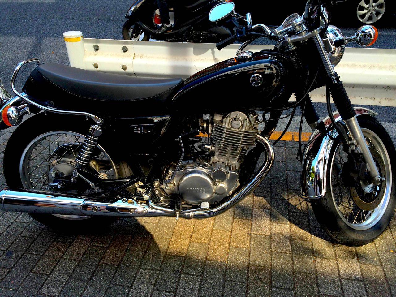 画像: ロレンス編集部に「YAMAHA SR400」がやってきた!! - LAWRENCE(ロレンス) - Motorcycle x Cars + α = Your Life.