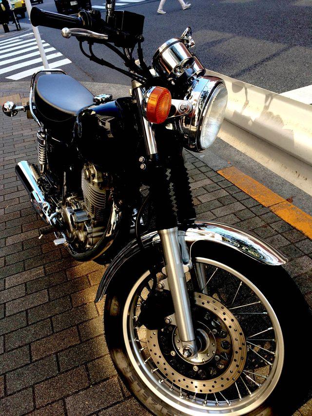 画像2: YAMAHA SR400