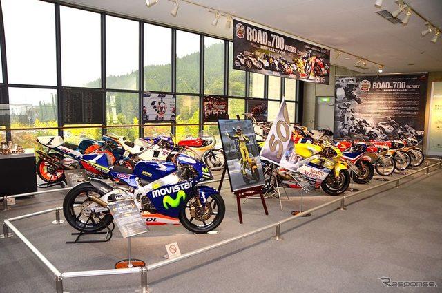画像: 【MotoGP 日本GP】秘蔵公開、ホンダ通算700勝を支えたマシンたち