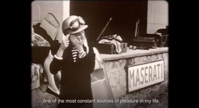 画像: 動画の中では、現役F1ドライバー時代のマリアさんの姿も見ることができます。 www.youtube.com