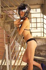 画像2: 朝のグラビア【ヘルメット女子】SEASON-XI 022
