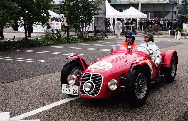 画像: 1948 MASERATI A6 GCS SERIES 1。ドライバーは堺正章さん!