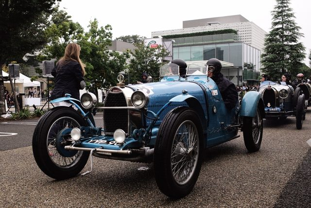 画像: 1924 BUGATTI T35A