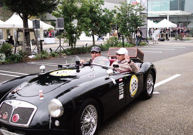 画像: 垂涎!慄然!世界中の名車が集結!〜 第19回 La Festa Mille Miglia 2015(ラ・フェスタ ミッレ ミリア): 特別付録!伝説的日本人F1レーサー二人も参戦
