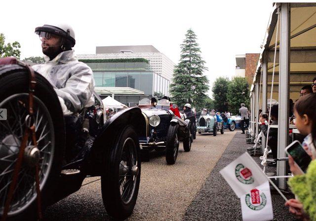 画像: 垂涎!慄然!世界中の名車が集結!〜 第19回 La Festa Mille Miglia 2015(ラ・フェスタ ミッレ ミリア)がスタート 1/4 - LAWRENCE(ロレンス) - Motorcycle x Cars + α = Your Life.