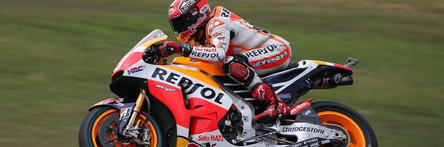 画像: 2015 MotoGP 第16戦 オーストラリアGP 予選初日はマルケスがトップ。