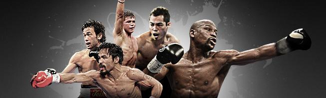 WBA・WBC・IBF世界ミドル級王座...