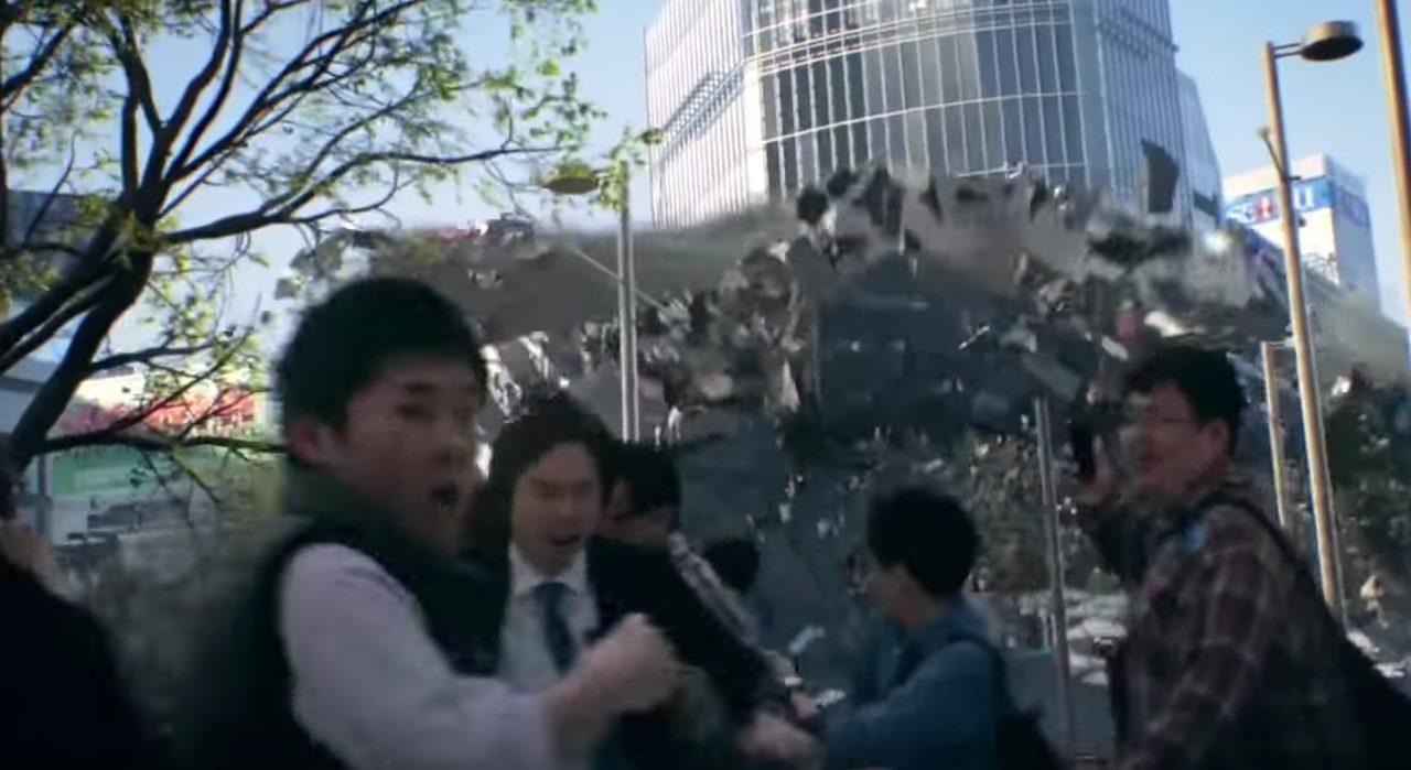 画像: うわわわわっっ。何かが地中から www.youtube.com