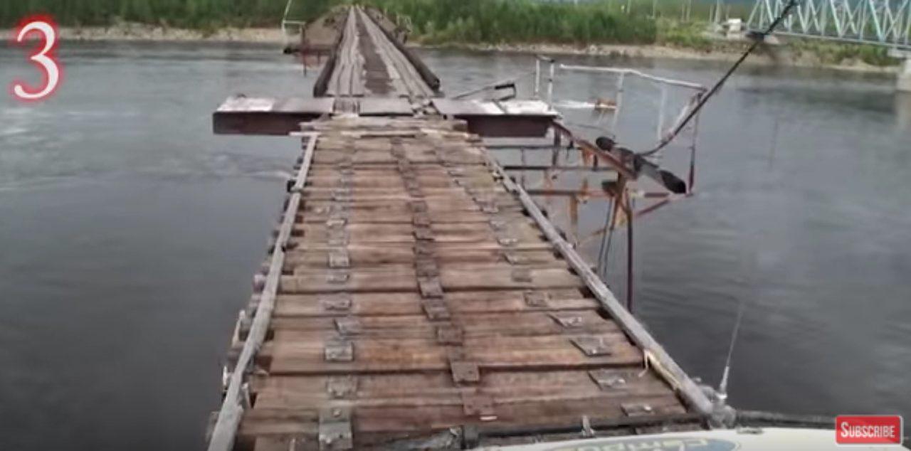 画像: 第3位 Vitim River Crossing,Siberia