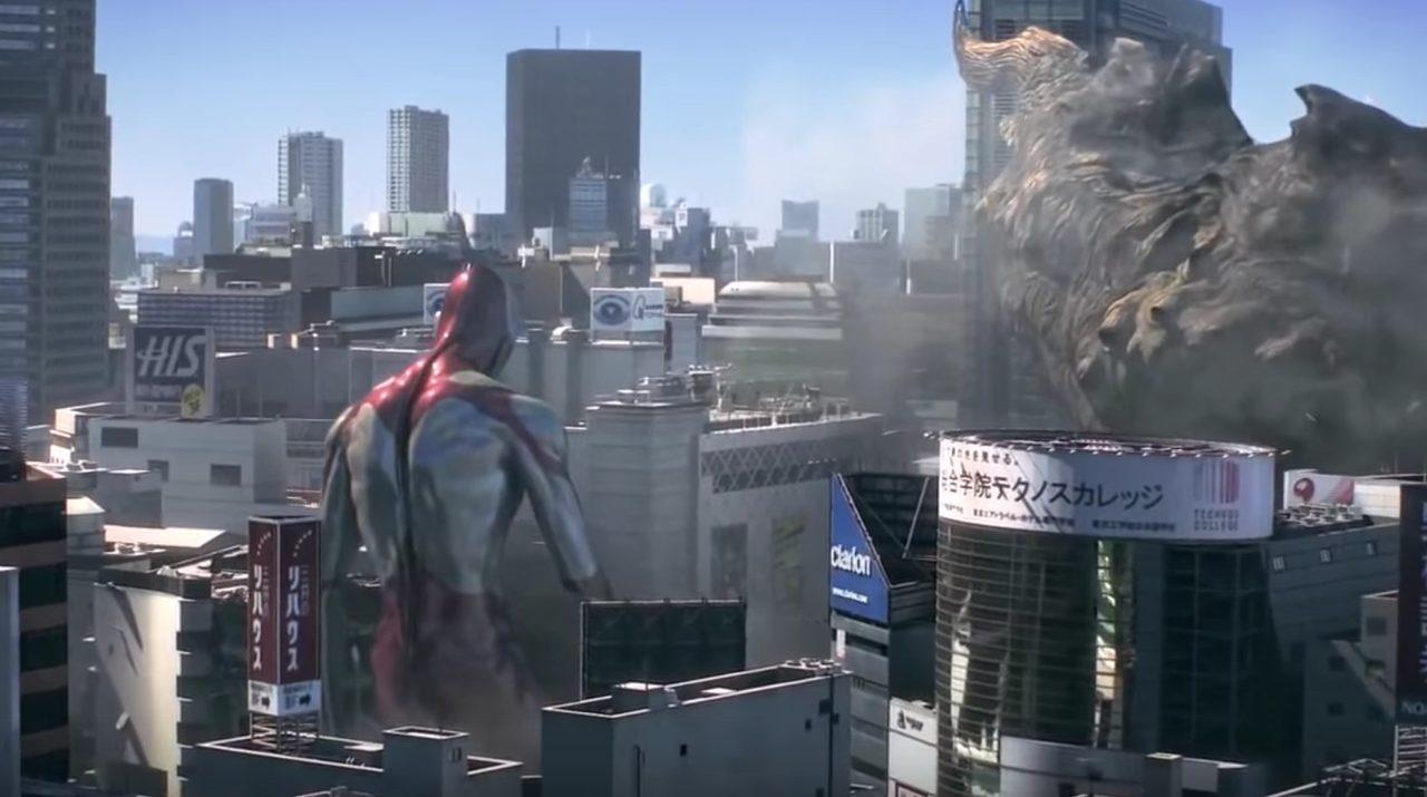 画像: そこにひっそりと対峙する赤い影・・・・あ!!! www.youtube.com