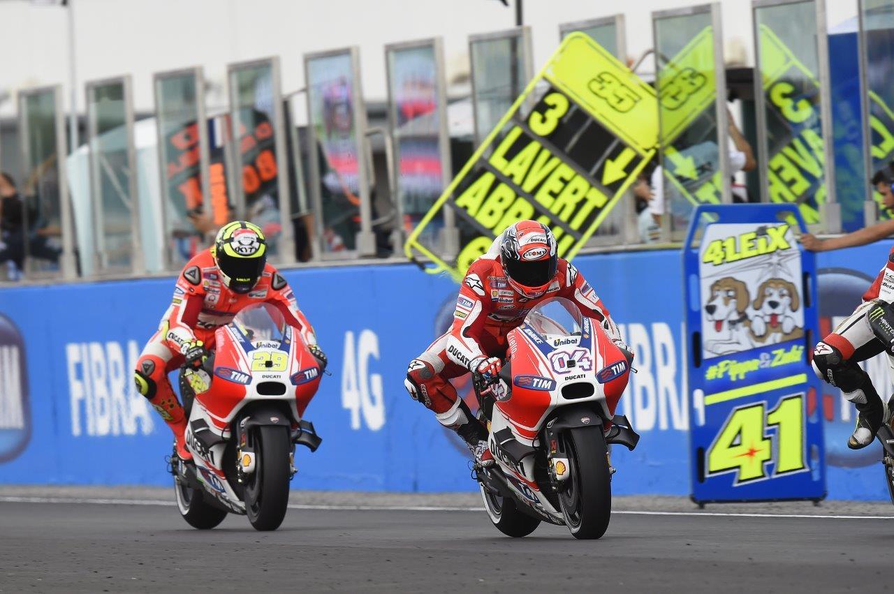 画像: オーストラリアGPでイアンノーネが3位表彰台を獲得、ドヴィツィオーゾは13位