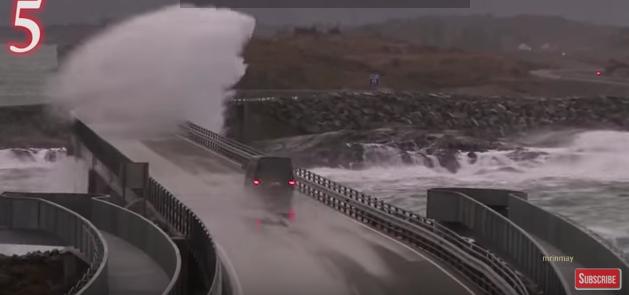 画像1: 第5位 The Atlantic Road in Norway