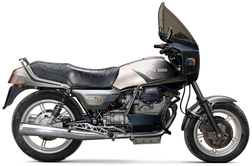 画像: MOTO GUCCI SP1000 www.anvilmotociclette.com