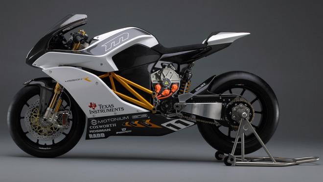 画像: 陽の目を見ることができなかった電動スーパーバイク、Mission R appleinsider.com