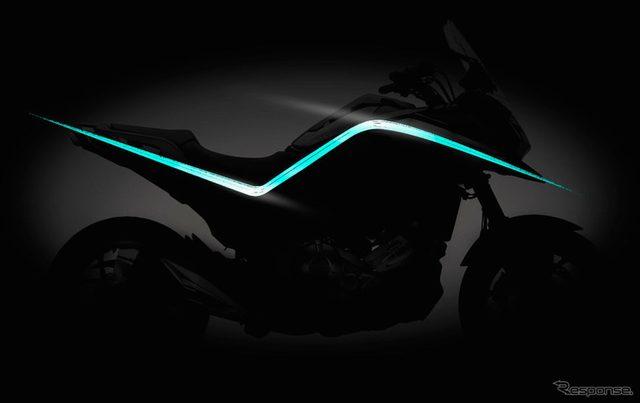 画像: 【東京モーターショー15】ホンダのスポーツバイク NC750X / 400X、外観一新でワールドプレミア