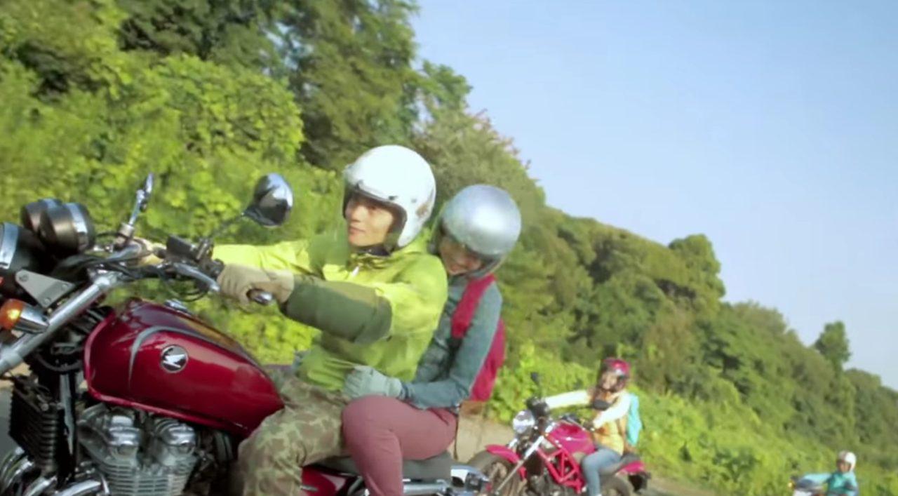 画像: 好きな子乗せてタンデムしたいですよね www.youtube.com