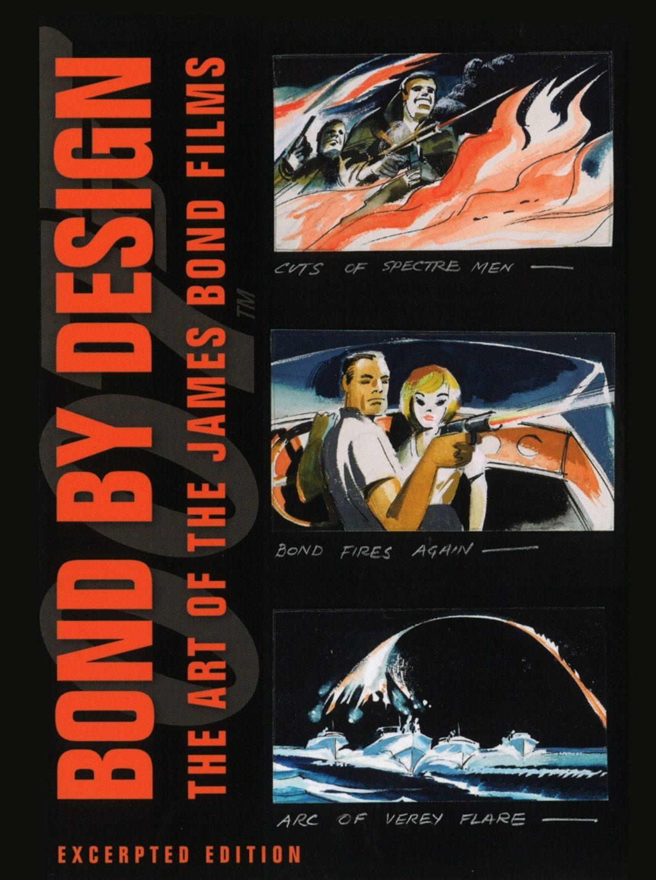 画像: シリーズ最新作『007 スペクター』の前売鑑賞券第2弾発売決定!特典は超レアな「007」シリーズのデザイン本に!