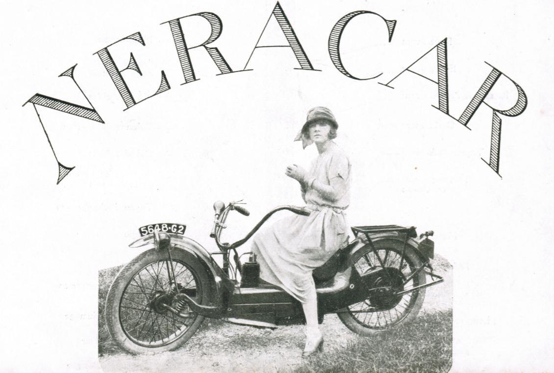 画像: 誰でも乗れる安価な乗り物・・・女性ユーザーも、大きなネラカーのターゲットでした。 www.ner-a-car.com