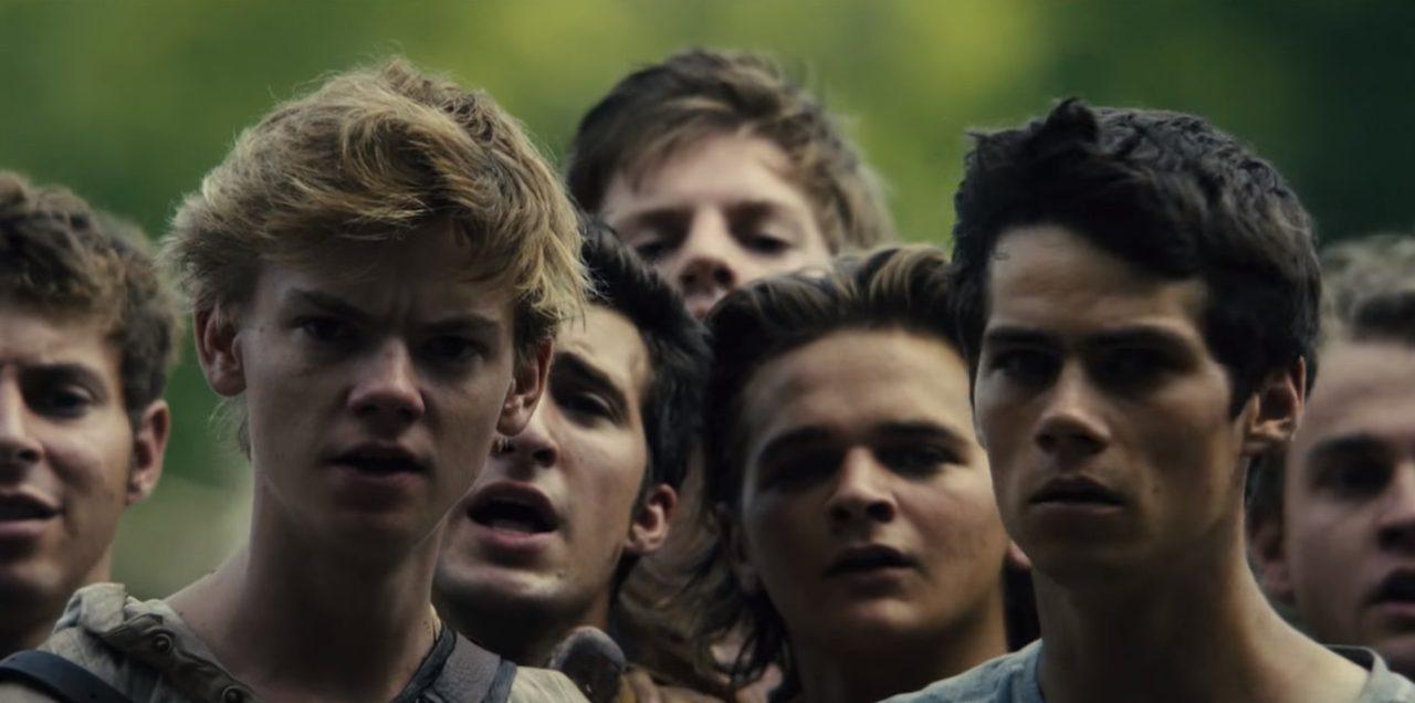 画像: 迷路に閉じ込められた少年達 www.youtube.com