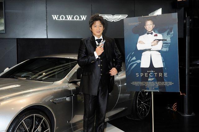 画像4: 東京モーターショーにボンドカー登場!アストンマーティン「DB9 GTボンド・エディション」日本初披露!