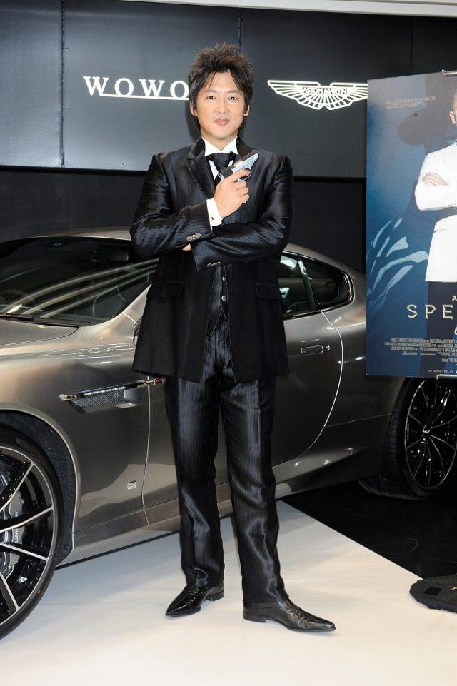 画像3: 東京モーターショーにボンドカー登場!アストンマーティン「DB9 GTボンド・エディション」日本初披露!