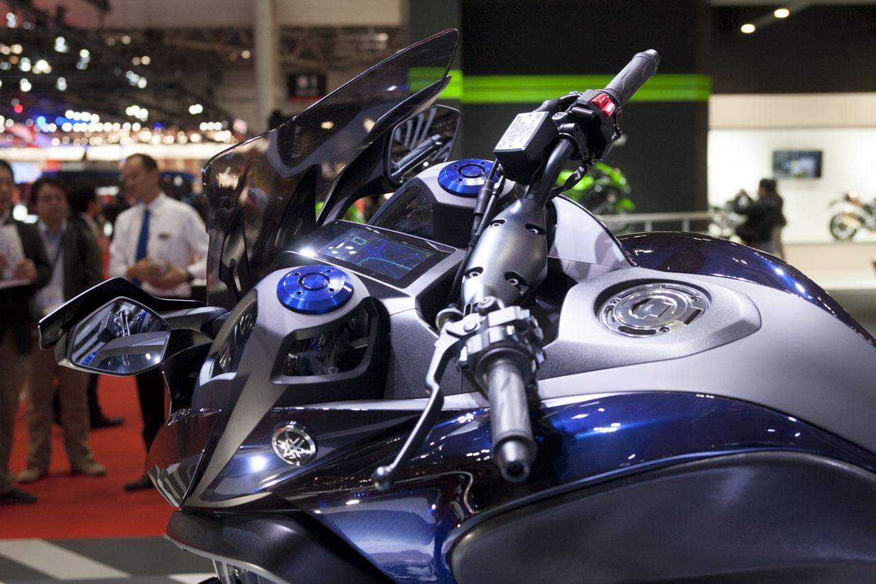 画像3: 【東京モーターショー2015】実は34年ぶりのモーターショーなのです「YAMAHA 編」