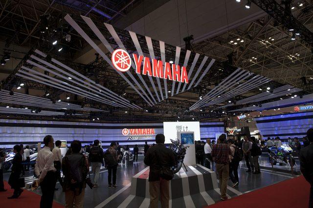 画像8: 【東京モーターショー2015】実は34年ぶりのモーターショーなのです「YAMAHA 編」
