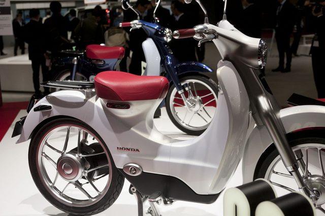 画像10: 【東京モーターショー2015】実は34年ぶりのモーターショーなのです「Honda 編」