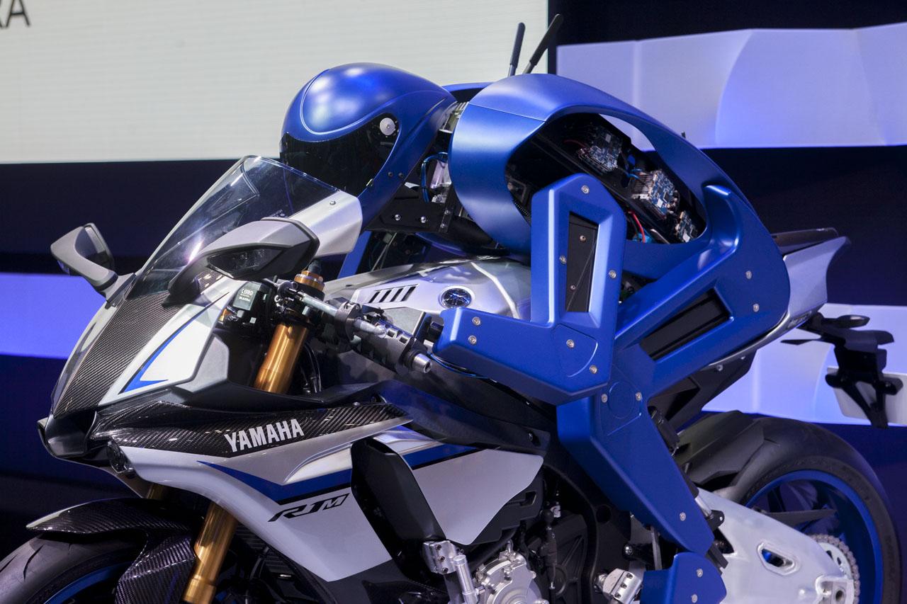 画像6: 【東京モーターショー2015】実は34年ぶりのモーターショーなのです「YAMAHA 編」