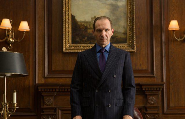 画像: 新M。官僚ぽさを漂わせるが骨のある上司だ。 007spectre.jp