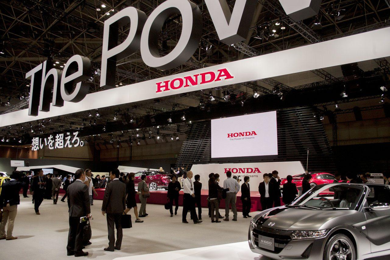 画像11: 【東京モーターショー2015】実は34年ぶりのモーターショーなのです「Honda 編」