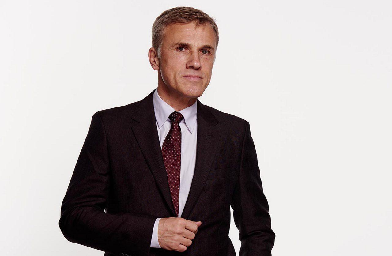 画像: クリストフ・ヴァイツ。大好きな俳優だ。 www.007.com