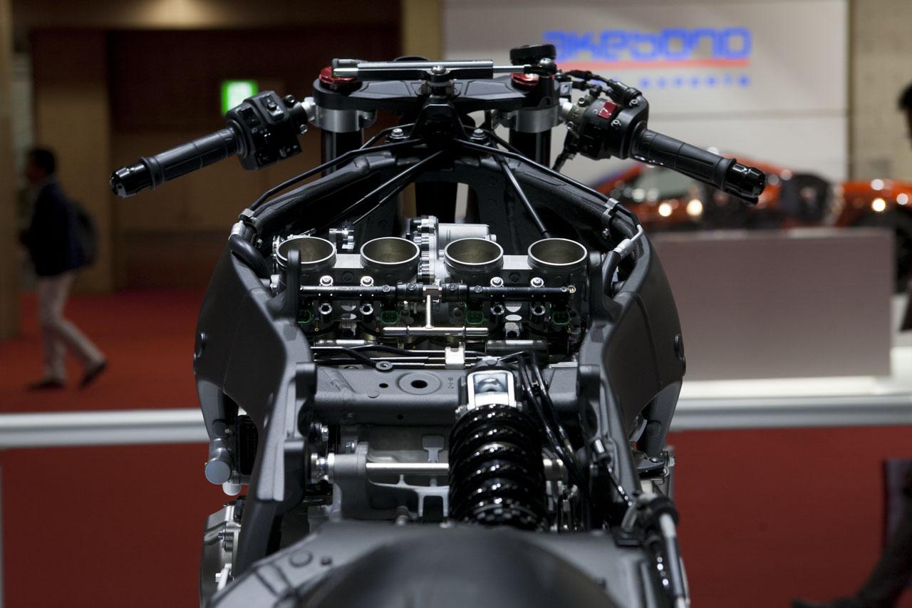 画像1: Ninja ZX-10R ストリップモデル