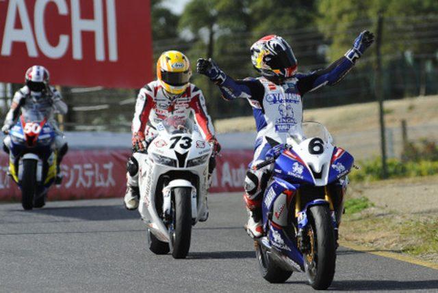 画像: <全日本ロードレース> 痛みに耐えて、よく頑張った!