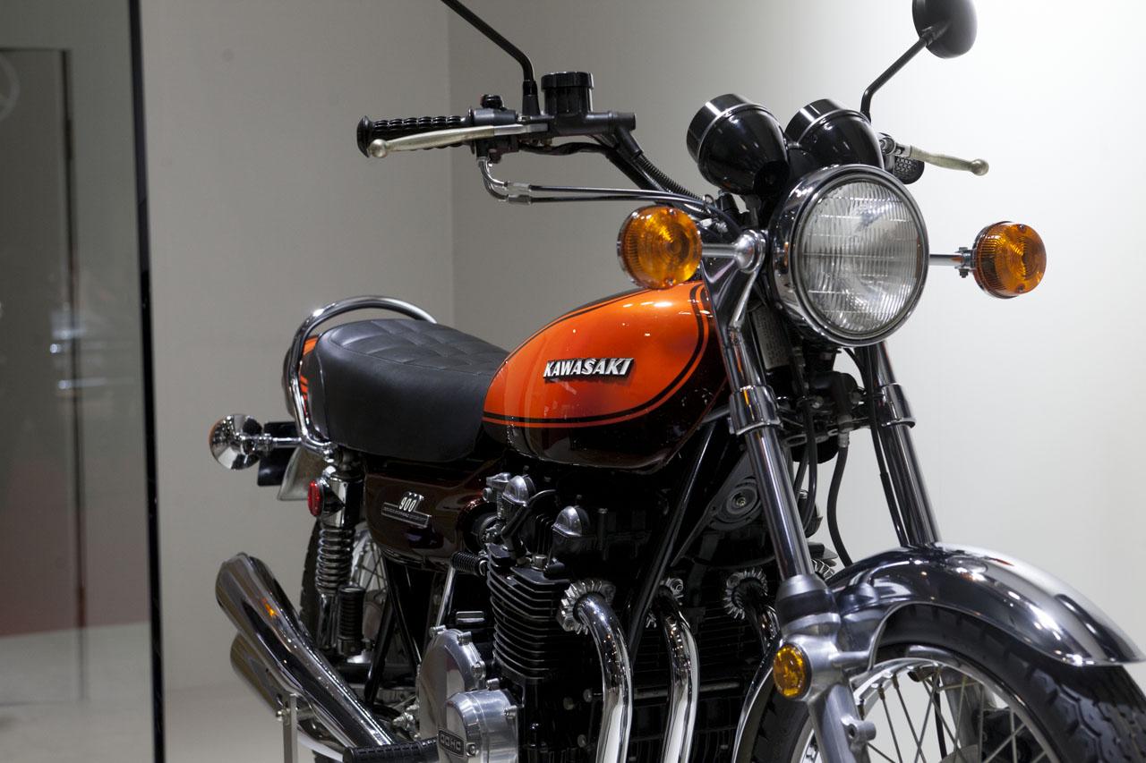 画像1: 【東京モーターショー2015】実は34年ぶりのモーターショーなのです「Kawasaki 編」