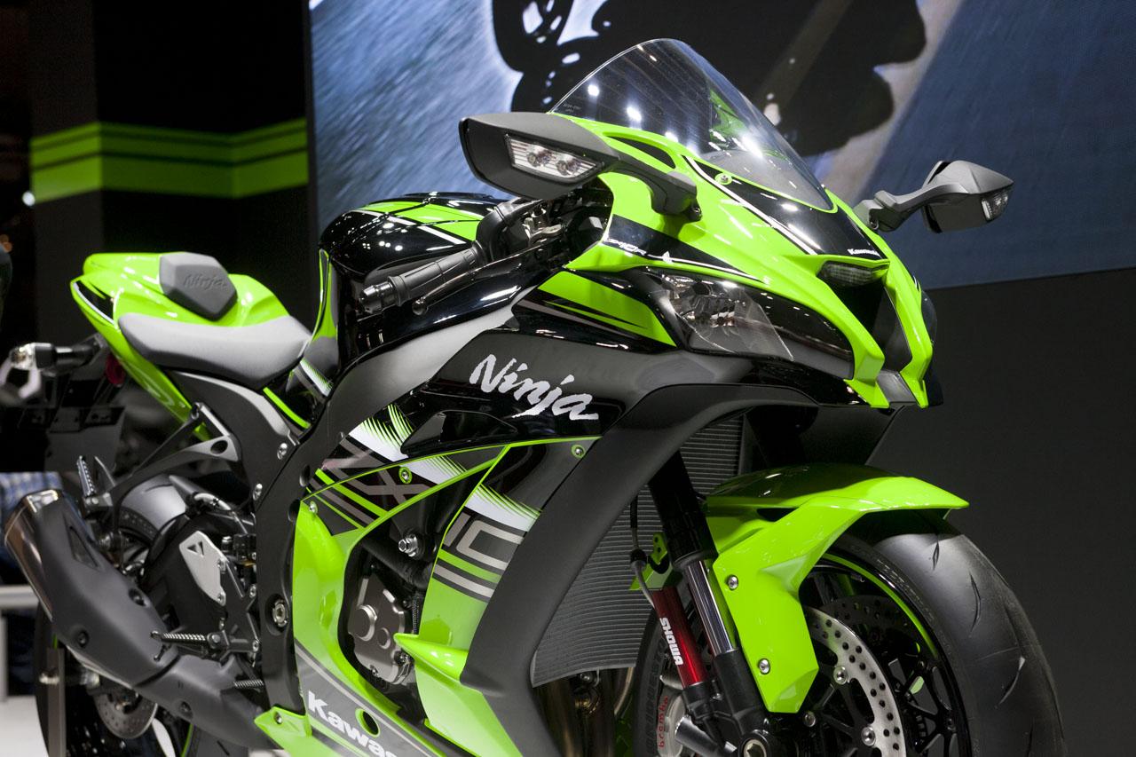 画像: Ninja ZX-10R ABS(KRT Edition)
