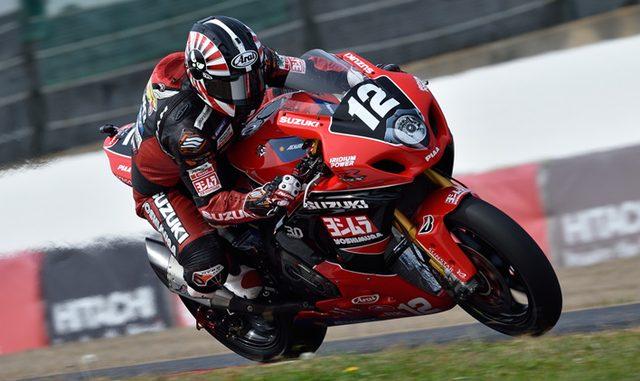 画像: 【全日本ロードレース選手権 第9戦 MFJ-GP スーパーバイクレースin鈴鹿】津田拓也、最終戦の2レースをハイペースでラップ両レースで連続2位表彰台獲得