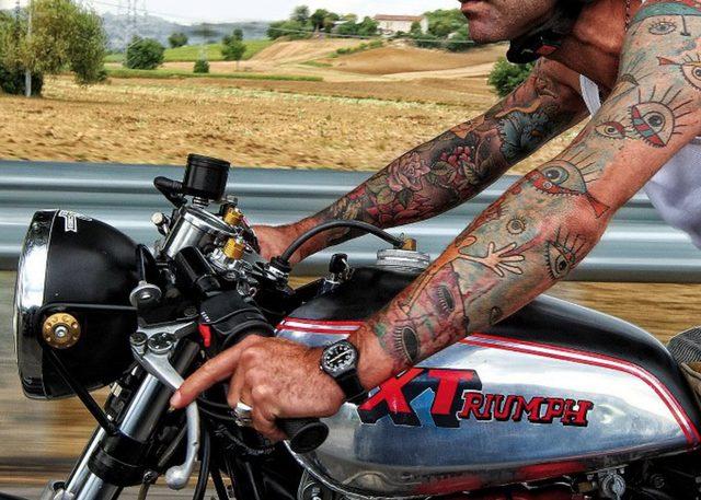 画像: 再登場:イタリアのカスタムビルダー Fugar Metal Worker - LAWRENCE(ロレンス) - Motorcycle x Cars + α = Your Life.