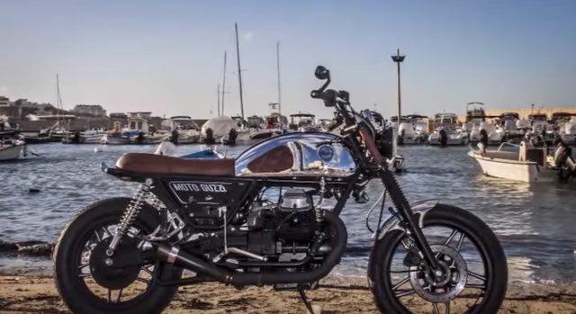 画像: 2度目の登場!バリ島からやってきたカスタムビルダー Shaka Garage Bari - LAWRENCE - Motorcycle x Cars + α = Your Life.