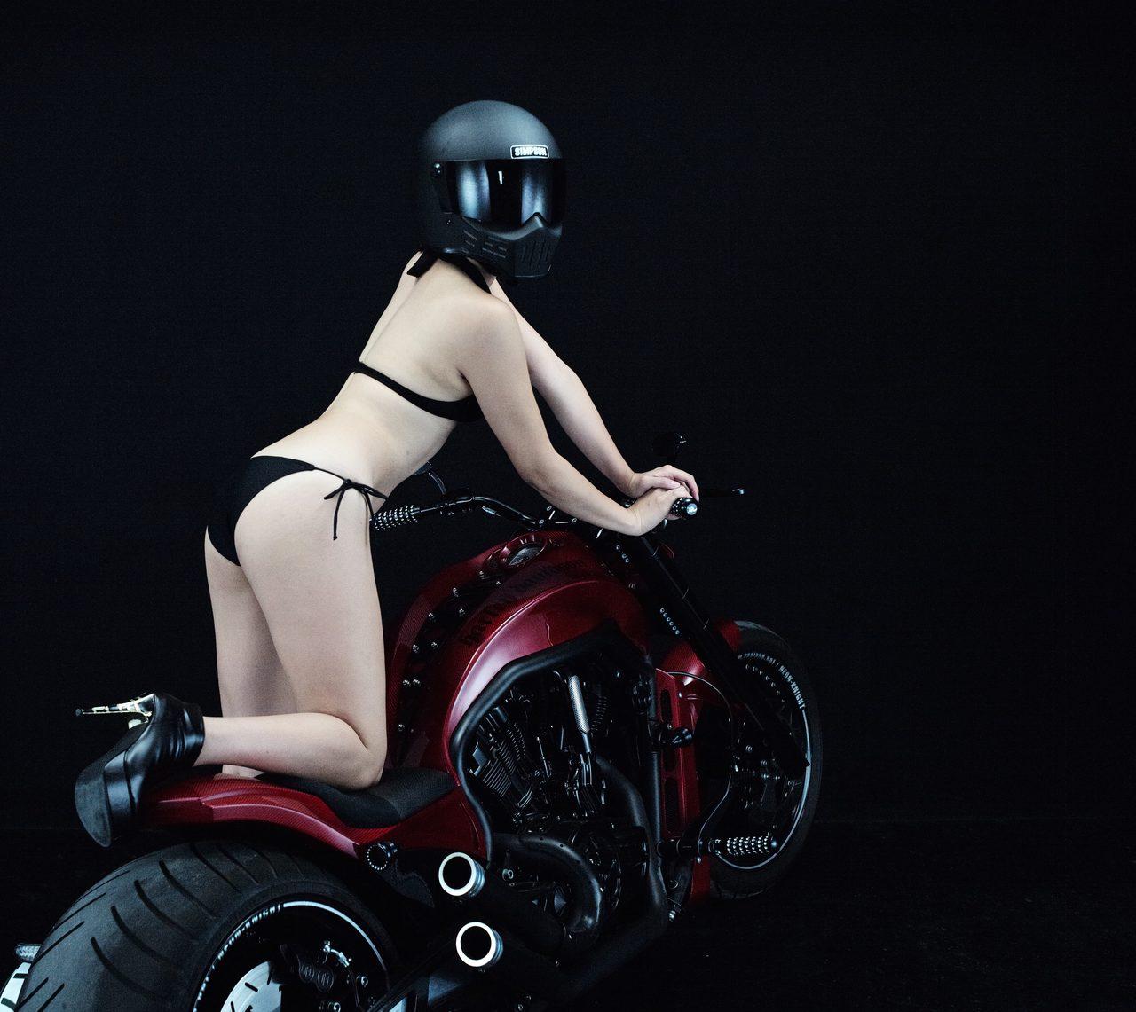 画像1: グラビア【ヘルメット女子】SEASON-XII 004 feat. BADLAND