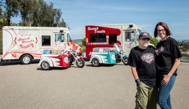 画像: スイーツ販売用のトラックもあります! sweettreatstruck.com