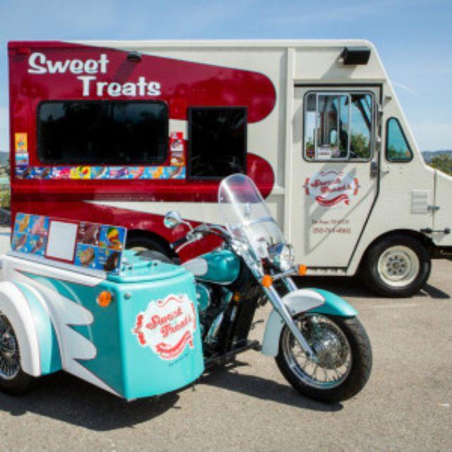 画像: Sweet Treats Ice Cream & Desserts Trucks and Motorcycles