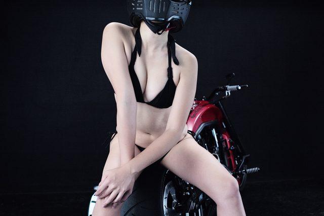 画像3: 朝のグラビア【ヘルメット女子】SEASON-XII 009 feat. BADLAND