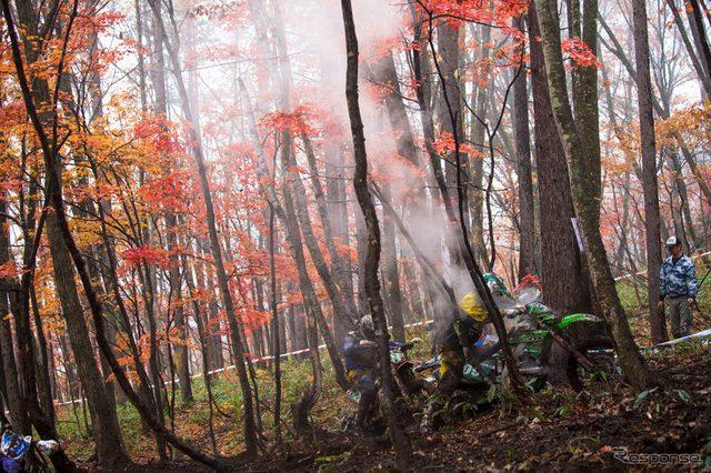 画像: 【JNCC 第8戦】海外勢が爺ヶ岳を圧倒、チャンピオンは渡辺学の手に[写真蔵]