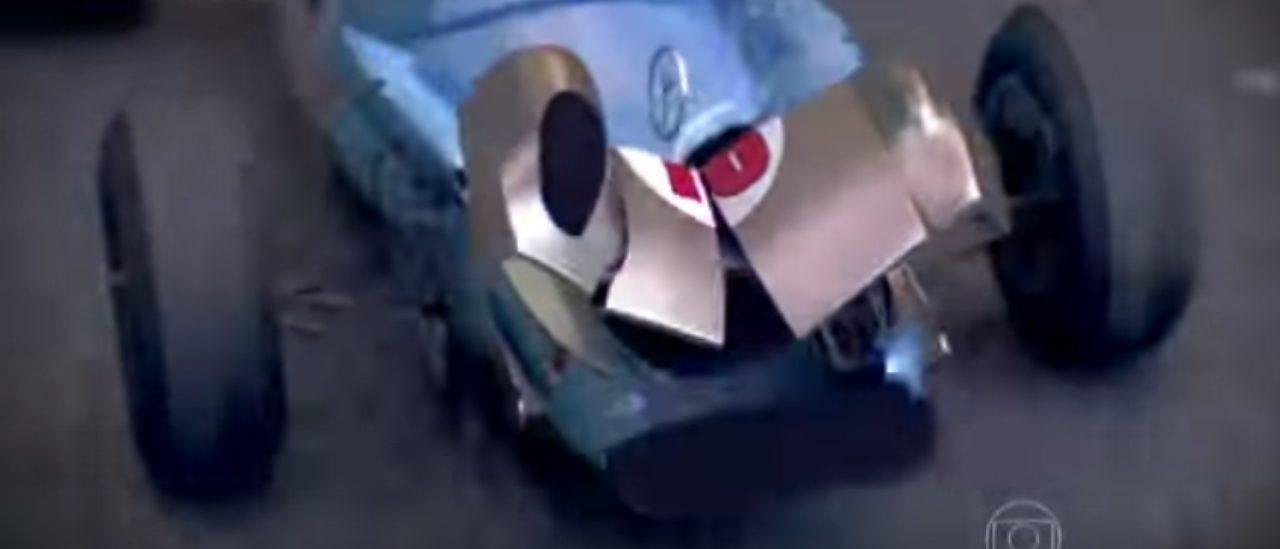 画像4: F1マニアにはたまらない!!!歴代のF1カーが一気に見られるオモシロ動画!