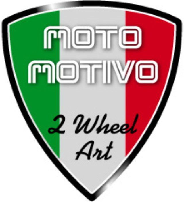 画像: MOTO MOTIVO Two Wheel Art