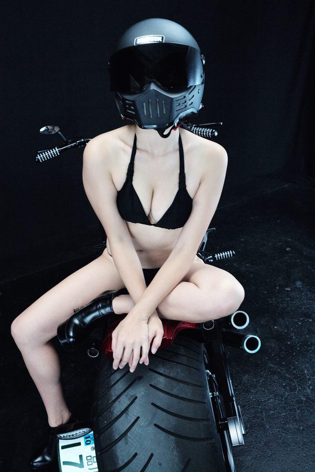 画像6: 深夜のグラビア【ヘルメット女子】SEASON-XII 013 feat.012