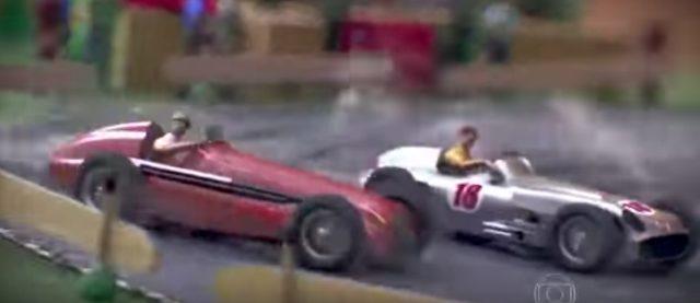 画像2: F1マニアにはたまらない!!!歴代のF1カーが一気に見られるオモシロ動画!